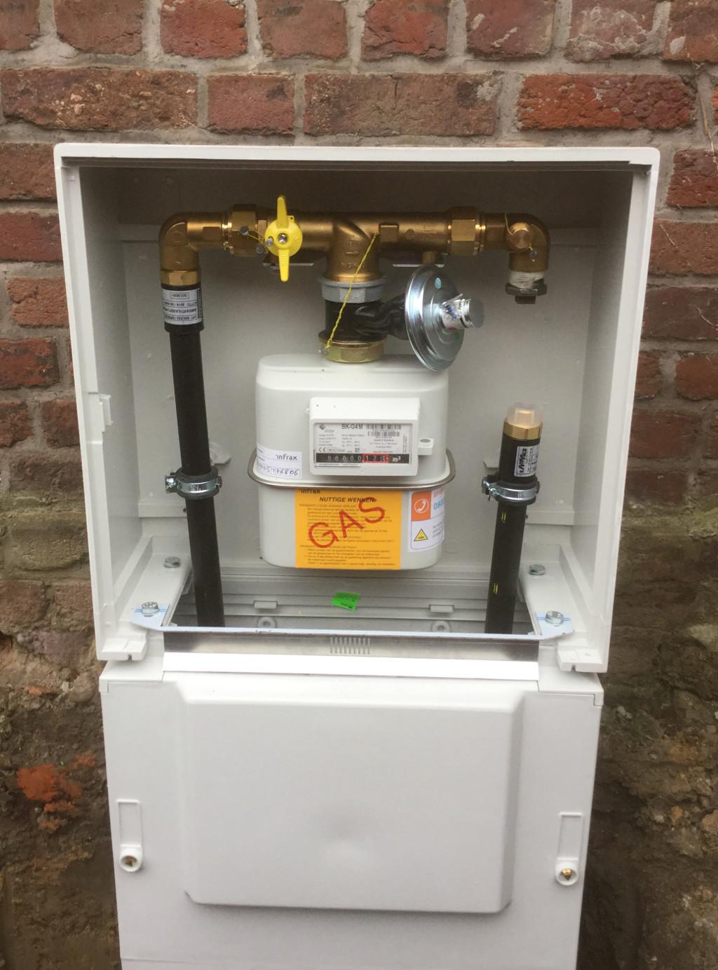 Welec Electriciteits- en gasaansluiter